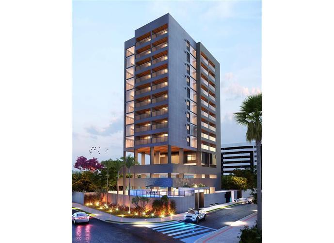 Studio a Beira-Mar de Cruz das Almas - Apartamento a Venda no bairro Cruz Das Almas - Maceió, AL - Ref: PI79236