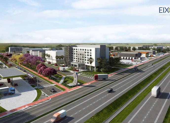 Eixo Sul - Complexo Logístico e Industrial - Área a Venda no bairro Três Vendas - Pelotas, RS - Ref: E44