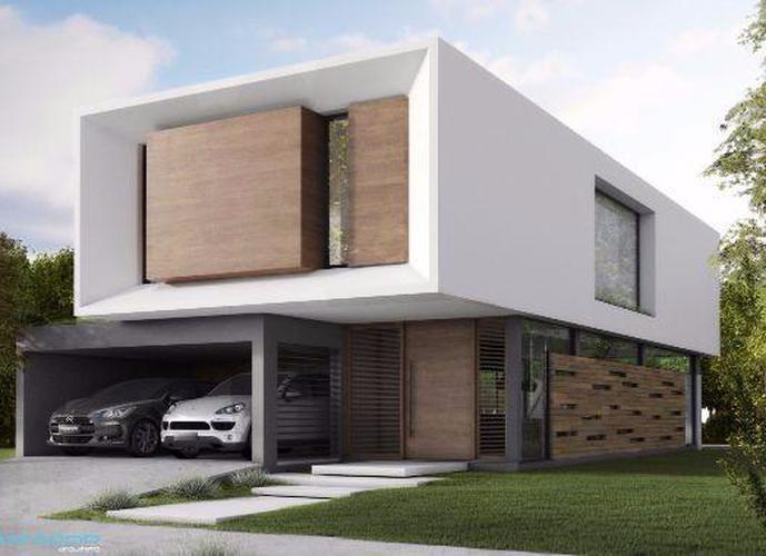 Sobrado Veredas - Casa em Condomínio a Venda no bairro Laranjal - Pelotas, RS - Ref: 2321