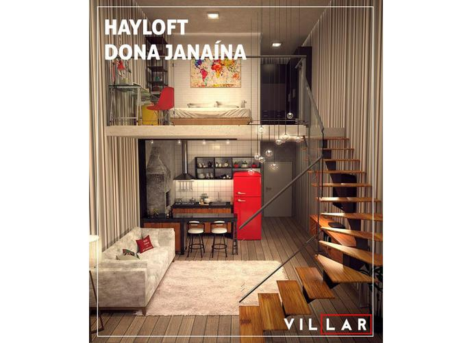 Hayloft Dona Janaína - Empreendimento - Apartamentos em Lançamentos no bairro Centro - Pelotas, RS - Ref: E49