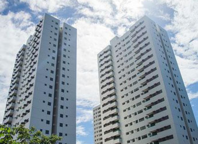02 a 03 Quartos, com financiamento Minha Casa Minha Vida - Apartamento a Venda no bairro Antares - Maceió, AL - Ref: PI51055