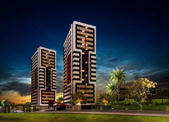 02 a 03 Quartos com suíte e Varanda, no Barro Duro - Apartamento a Venda no bairro Barro Duro - Maceió, AL - Ref: PI88639