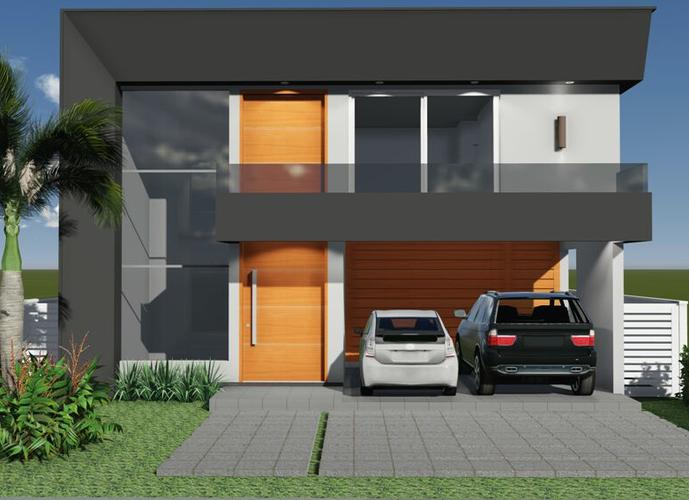 Sobrado São Gonçalo - Casa em Condomínio a Venda no bairro Areal - Pelotas, RS - Ref: 2910