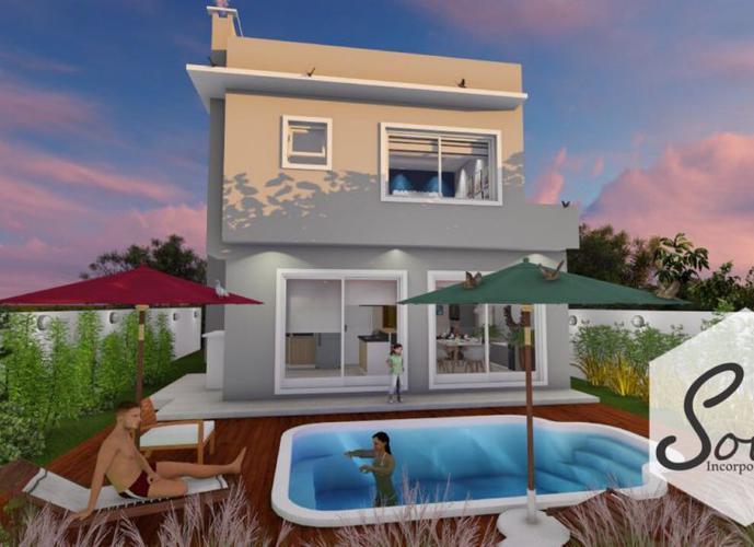 Casa em Condomínio a Venda no bairro Laranjal - Pelotas, RS - Ref: 2991