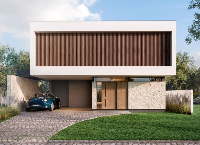 Sobrado Veredas - Alto padrão - Casa em Condomínio a Venda no bairro Laranjal - Pelotas, RS - Ref: 3030