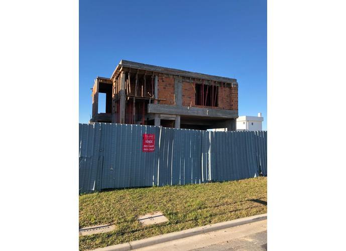 Sobrado Alphaville - Casa em Condomínio a Venda no bairro Laranjal - Pelotas, RS - Ref: 4016