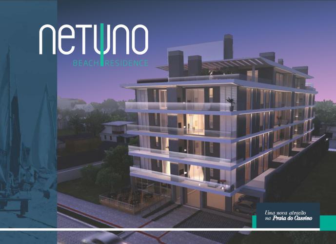 Netuno Beach Residence - Empreendimento - Apartamentos em Lançamentos no bairro Cassino - Rio Grande, RS - Ref: E28