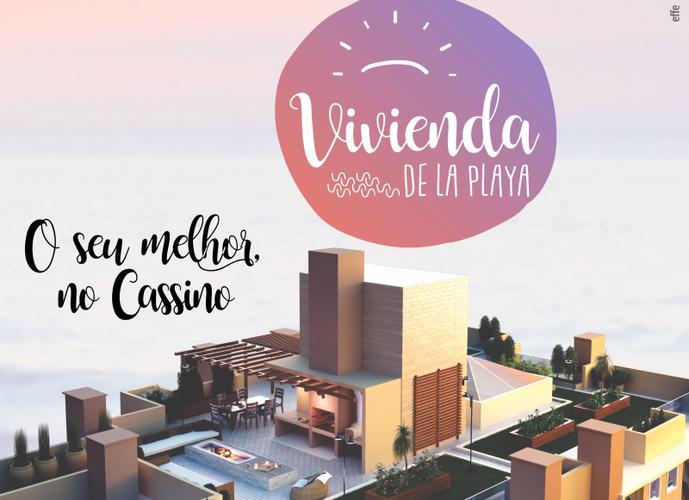 Vivenda de la Playa - Empreendimento - Apartamentos em Lançamentos no bairro Cassino - Rio Grande, RS - Ref: E34