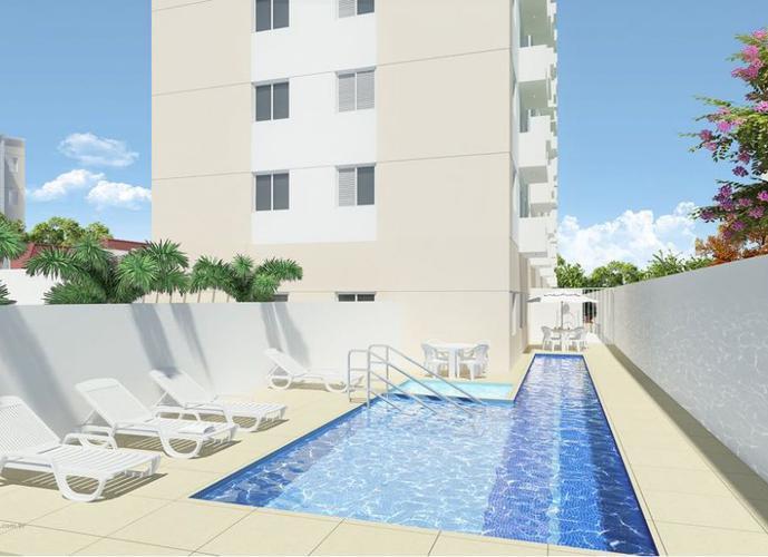 Apartamento 1 Dormitórios 32 m² - Apartamento em Lançamentos no bairro Vila Augusta - Guarulhos, SP - Ref: VOOS-1DORM