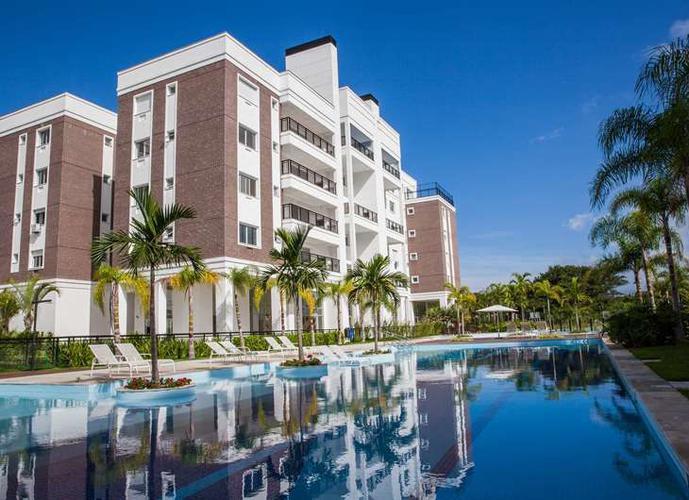 Edifício Vitamare Neoville - Apartamento Alto Padrão a Venda no bairro Abraão - Florianópolis, SC - Ref: TVA3-021