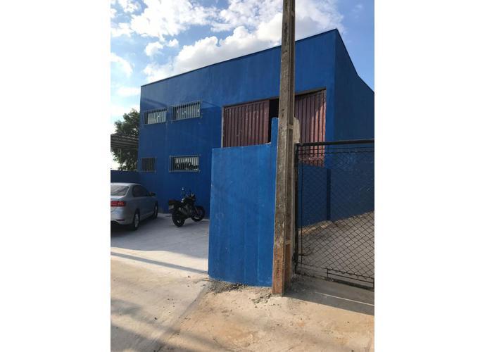 SALÃO COMERCIAL FRENTE PARA ROD. RONDON - Galpão para Aluguel no bairro Jardim Nova Yorque - Araçatuba, SP - Ref: MM89334