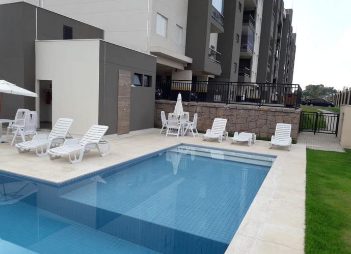 Apartamento Novo, lazer completo, bairro medeiros - Apartamento para Aluguel no bairro Medeiros - Jundiaí, SP - Ref: MRI82716