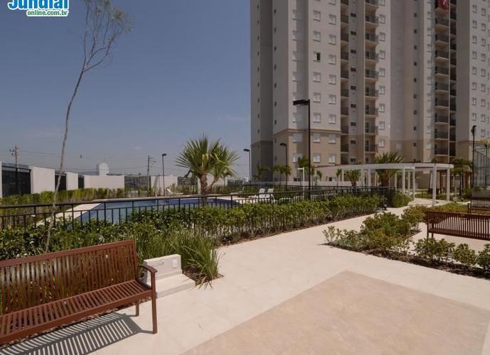 Apto 2 quartos-Cond Fatto Torre São José-Jundiaí - Apartamento a Venda no bairro Cidade Luiza - Jundiaí, SP - Ref: MRI69353
