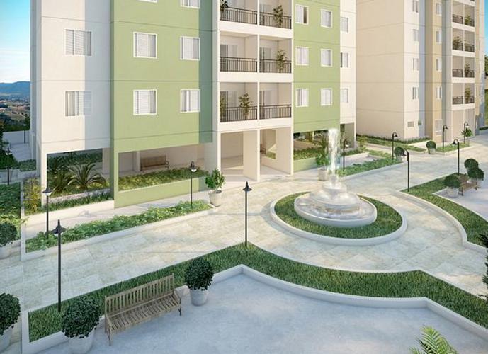 Ap. 02 dorms. com suíte  Res. Ravenna   Bairro Engordadouro - Apartamento para Aluguel no bairro Engordadouro - Jundiaí, SP - Ref: MRI75095