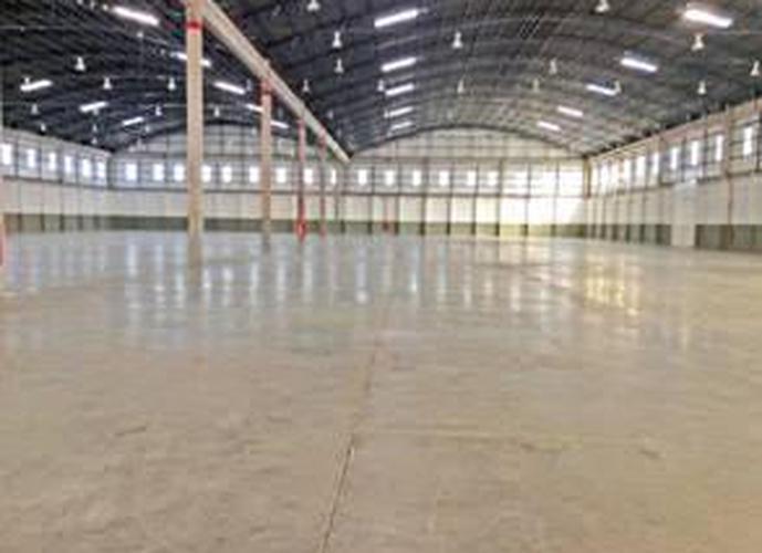 Galpão Industrial em Jandira - Galpão para Aluguel no bairro Jd. Alvorada - Jandira, SP - Ref: 445067