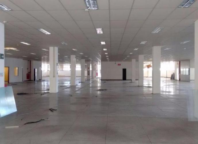 Galpão industrial para venda e locação - Galpão para Aluguel no bairro Vila Endres - Guarulhos, SP - Ref: 470147