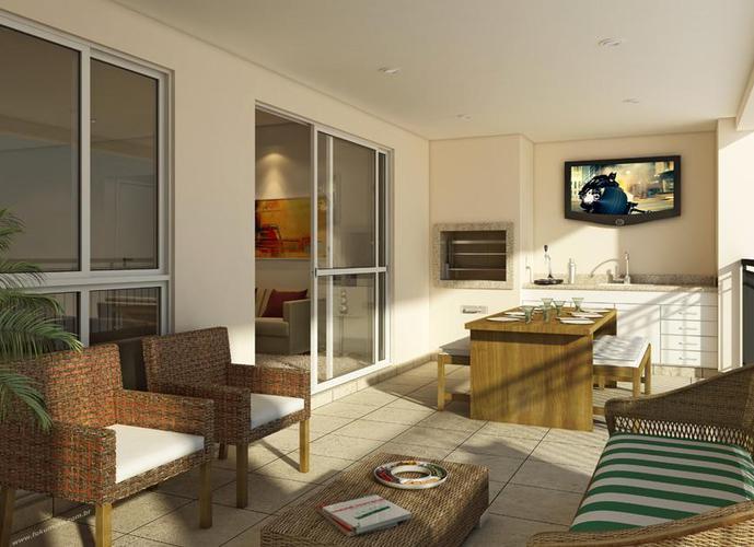 COBERTURA QUARTIER - Apartamento Alto Padrão a Venda no bairro Vila Rosália - Guarulhos, SP - Ref: 473408