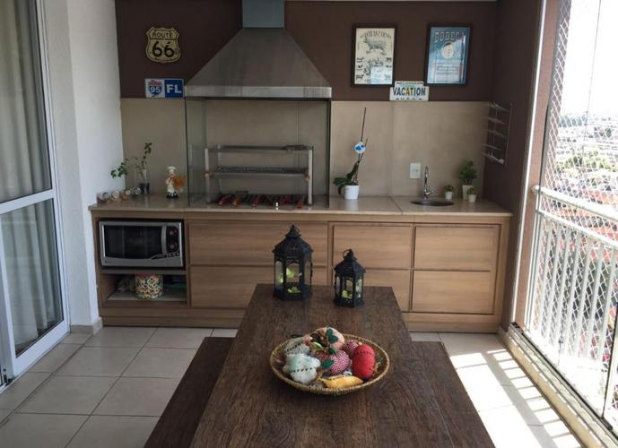 ISLA - Apartamento a Venda no bairro Vila Rosália - Guarulhos, SP - Ref: 474775