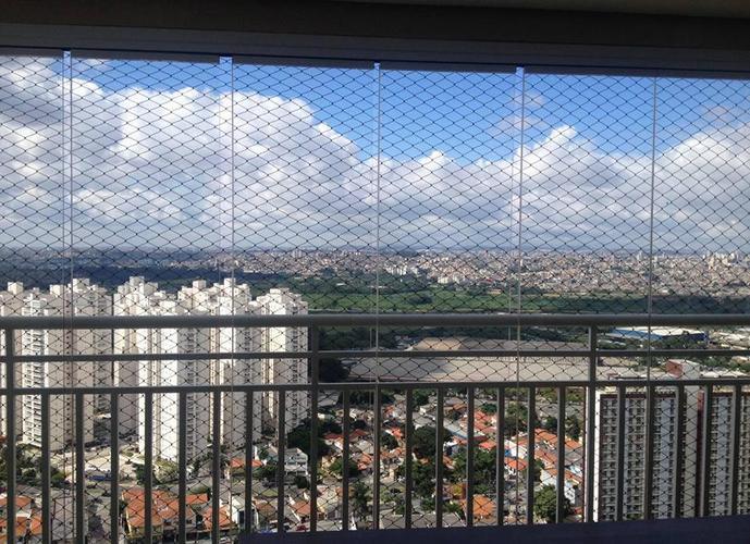 PARQUE CLUBE  - 91 m2 - Apartamento a Venda no bairro Vila Augusta - Guarulhos, SP - Ref: 443077