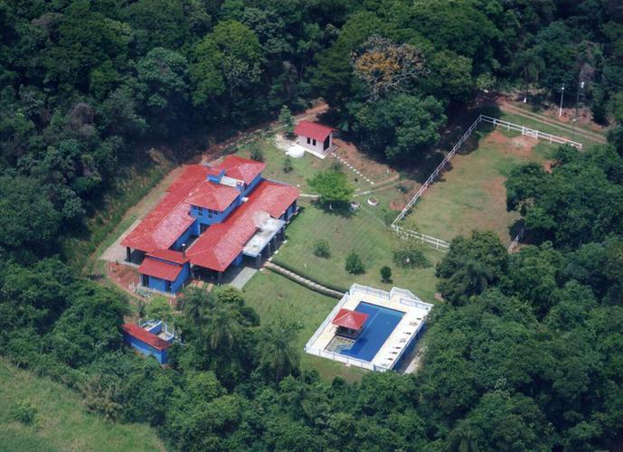 SÍTIO  - 5 suites - Sítio a Venda no bairro Atibaia - Atibaia, SP - Ref: 433114