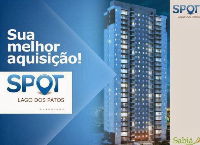 SPOT - Apartamento a Venda no bairro Vila Galvão - Guarulhos, SP - Ref: 481942