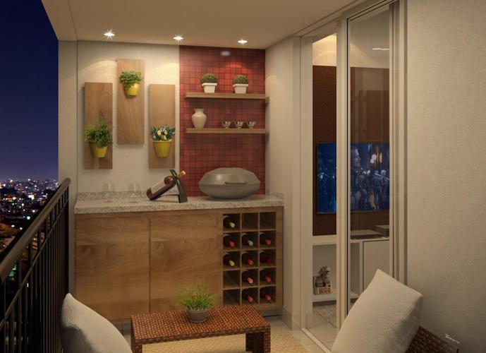 The Angle - Apartamento a Venda no bairro Vila Galvão - Guarulhos, SP - Ref: 483940