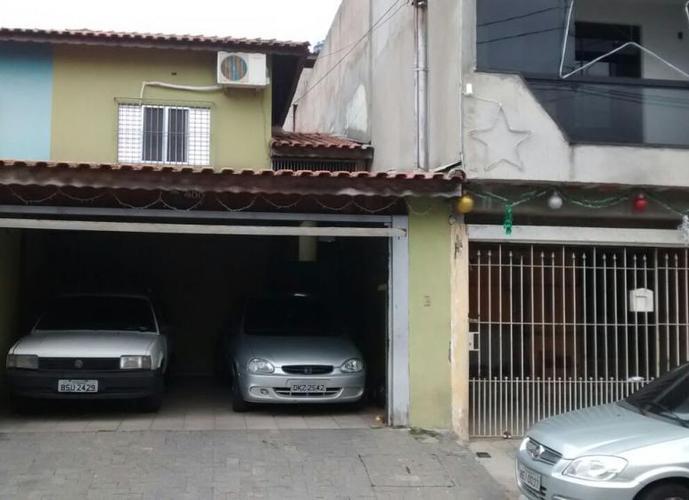 SOBRADO DE RUA - Sobrado a Venda no bairro Portal dos Gramados - Guarulhos, SP - Ref: 410716