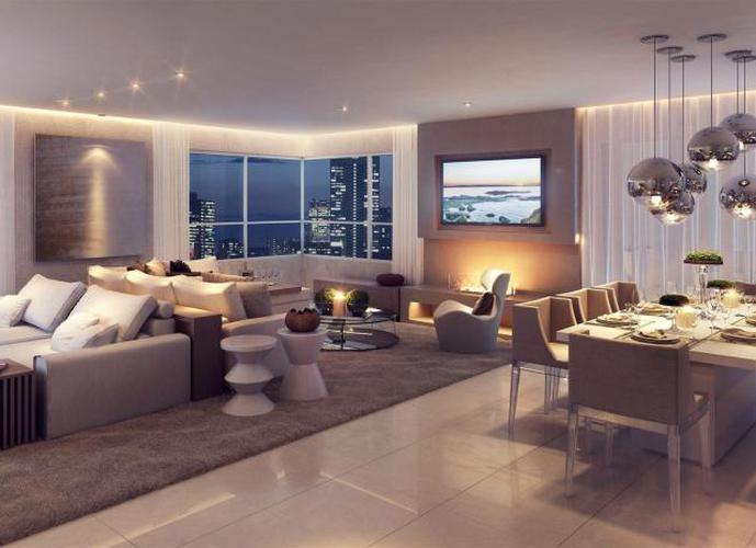 VETRINO - Brooklyn - Apartamento Alto Padrão a Venda no bairro Brooklin - São Paulo, SP - Ref: 416158
