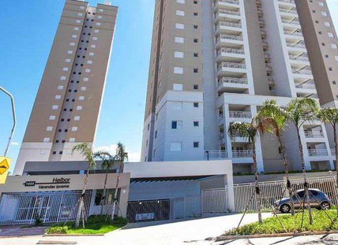 VARANDAS - MOGI DAS CRUZES - Apartamento a Venda no bairro Ipoema - Mogi das Cruzes, SP - Ref: 412266