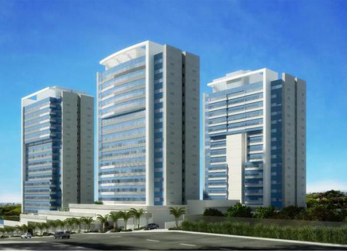 Centro Empresarial Aquarius - Sala Comercial a Venda no bairro Parque Residencial - São José dos Campos, SP - Ref: 441479