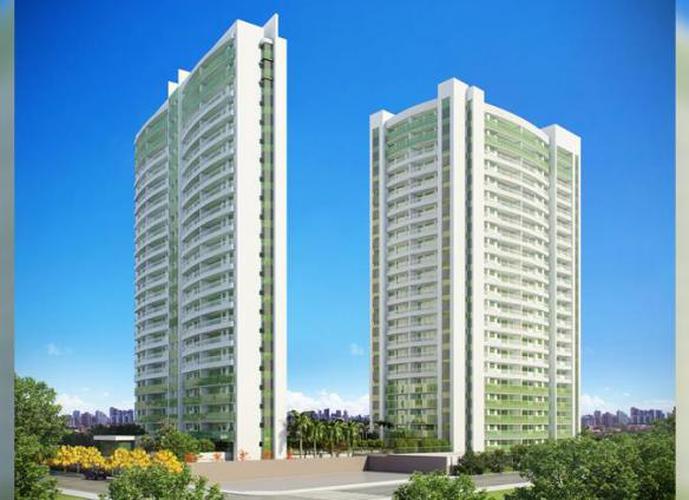 RESERVA DA PRAÇA - FORTALEZA - Apartamento a Venda no bairro Cocó - Fortaleza, CE - Ref: 406550