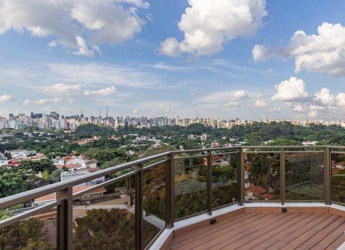 COBERTURA - Cobertura a Venda no bairro Vl Nova Conceição - São Paulo, SP - Ref: 439713