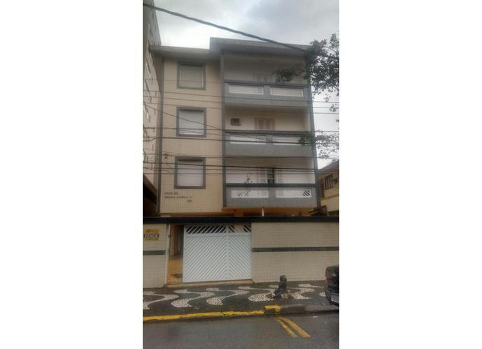 Apartamento - Apartamento a Venda no bairro Gonzaga - Santos, SP - Ref: 424516