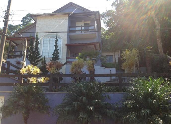 CONDOMÍNIO PARQUE SUIÇA - Casa em Condomínio a Venda no bairro Cantareira - São Paulo, SP - Ref: 400636