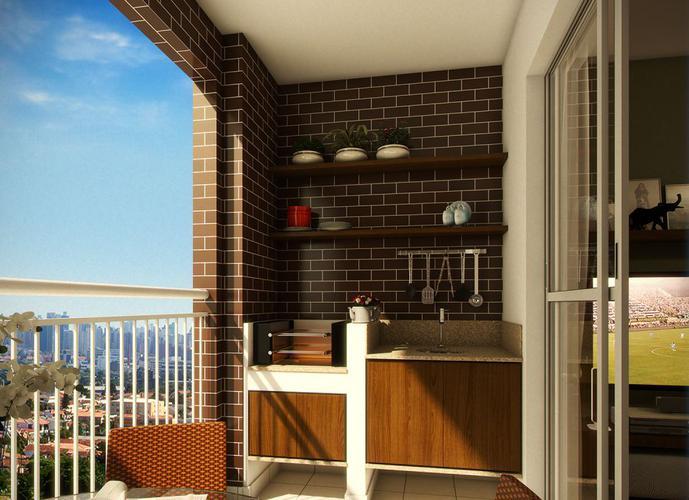 Apartamento a Venda no bairro Jaguaré - São Paulo, SP - Ref: RI95977