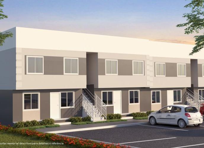 Baltimore Condomínio Clube - Apartamento a Venda no bairro Campina da Barra - Araucária, PR - Ref: DR16598