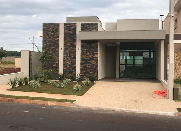 Casa Térrea em Condomínio 3 suítes com hidro - Casa em Condomínio a Venda no bairro Jardim Cybelli - Ribeirão Preto, SP - Ref: FA77072