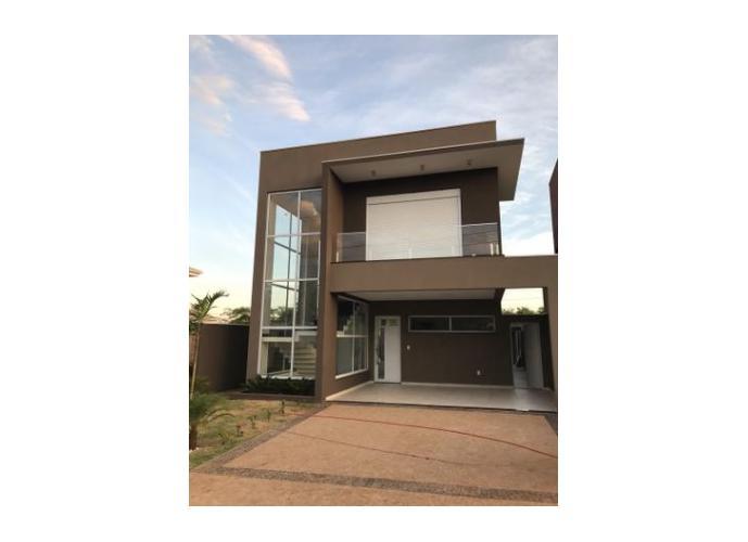 Lindo Sobrado 3 suítes Buona Vita Ribeirão - Casa em Condomínio a Venda no bairro Vila do Golf - Ribeirão Preto, SP - Ref: FA71275