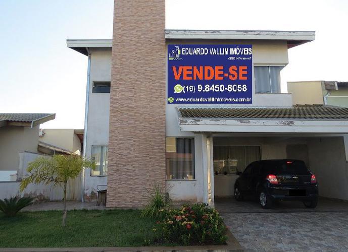 CONDOMÍNIO IMIGRANTES EM NOVA ODESSA-SP - Casa em Condomínio a Venda no bairro Vila Azenha - Nova Odessa, SP - Ref: EVCASA021