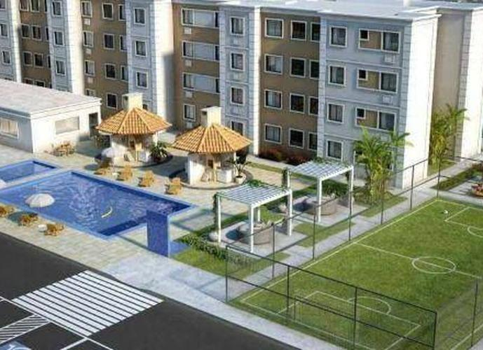 Sol guanabara - Apartamento a Venda no bairro Vila Lage - São Gonçalo, RJ - Ref: 07