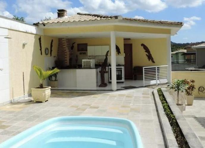 VARZEA GREEN - Casa em Condomínio a Venda no bairro Pendotiba - Niterói, RJ - Ref: R276455