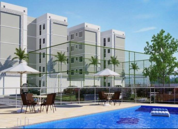 Rio samba - Apartamento a Venda no bairro Campo Grande - Rio de Janeiro, RJ - Ref: R252370
