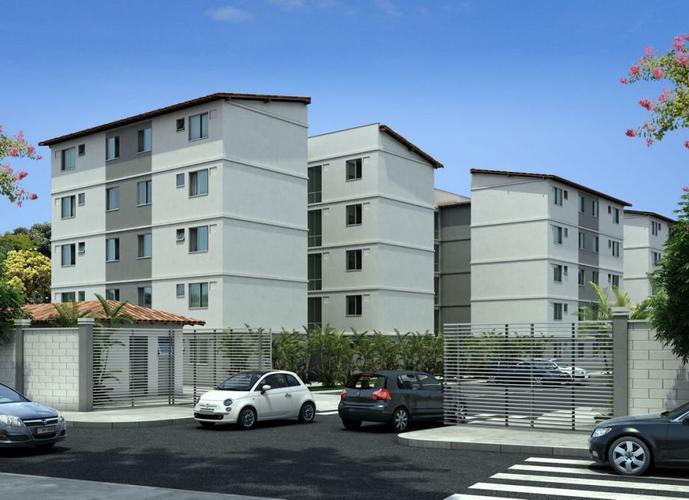 Apartamento em Lançamentos no bairro Monjolos - São Gonçalo, RJ - Ref: R253524