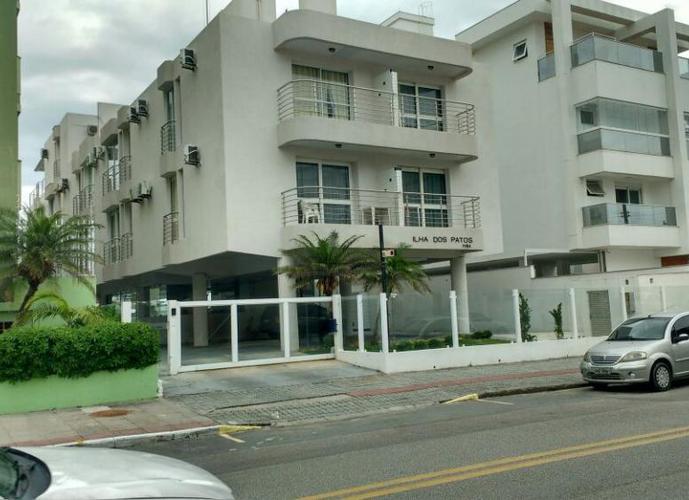 Ilha dos Patos - Apartamento para Temporada no bairro Ingleses - Florianópolis, SC - Ref: DA076