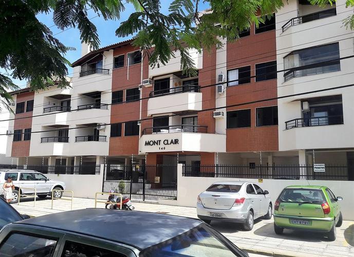 Edificio Mont Clair - Apartamento para Temporada no bairro Ingleses - Florianópolis, SC - Ref: DA103