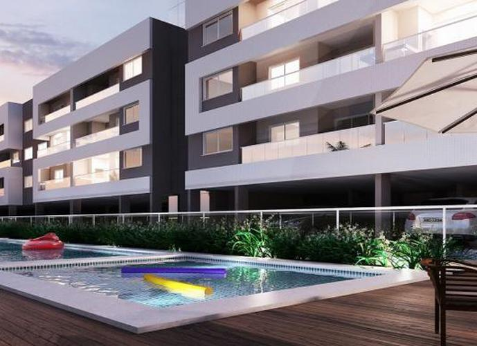 Residencial Cannes - Apartamento em Lançamentos no bairro Ingleses - Florianópolis, SC - Ref: DA009