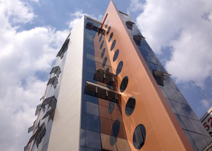 Sala Comercial 55 m² no Edifício Tower, Centro - Santo André.