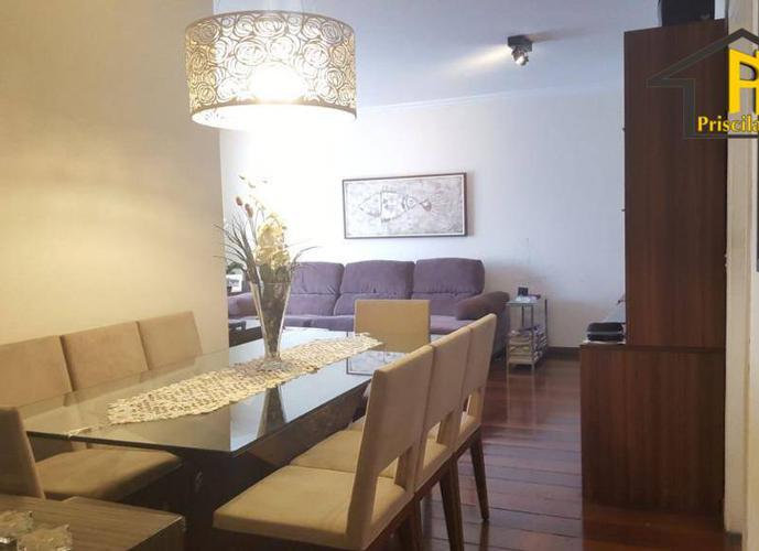 Apartamento residencial à venda, Boqueirão, Santos - AP0468.