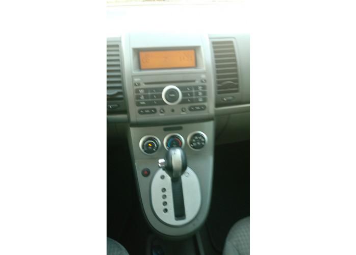 Nissan Sentra S 2.0 Cambio CVT Automatico Completo