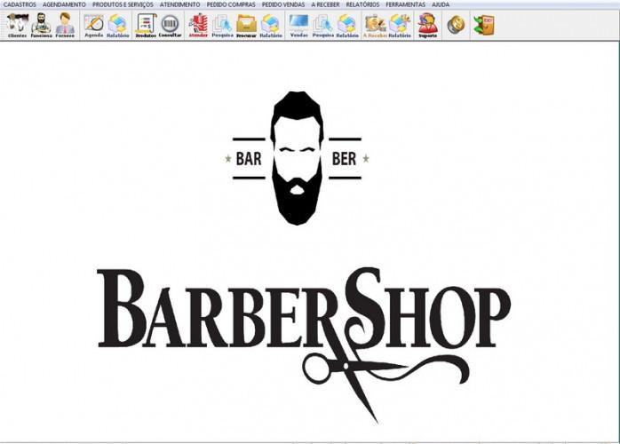 Programa BarberShop, Agendamento, Vendas e v2.0 fpqsystem